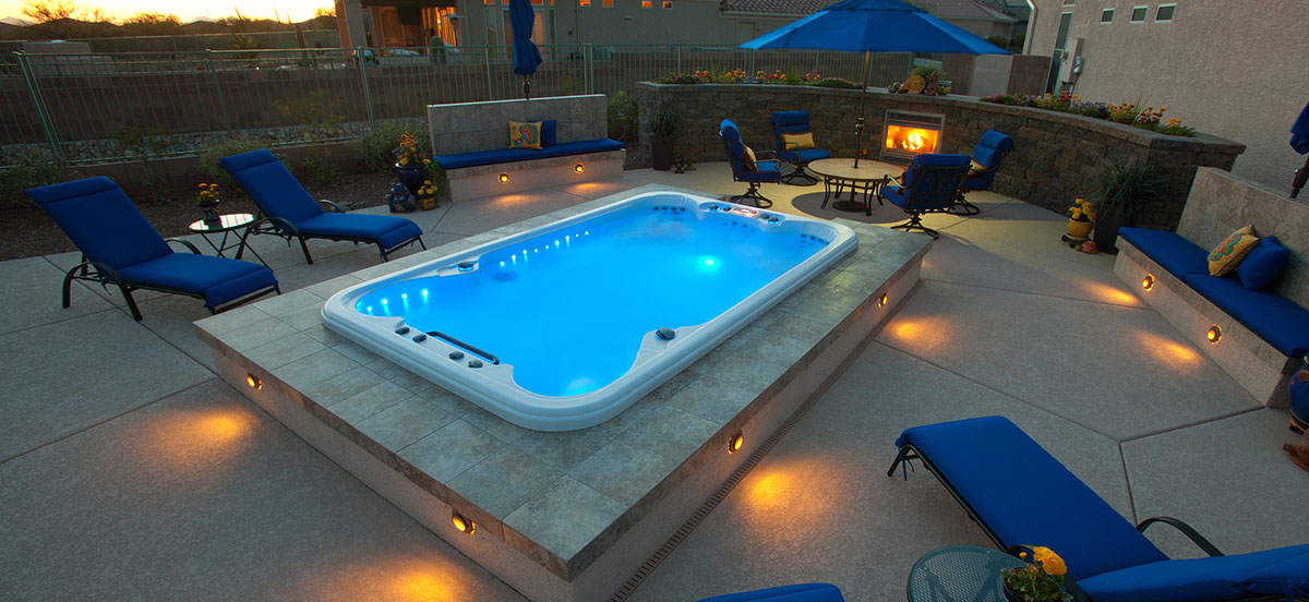 1000 images about zwemspa swimspa on pinterest - How much is an endless pool swim spa ...
